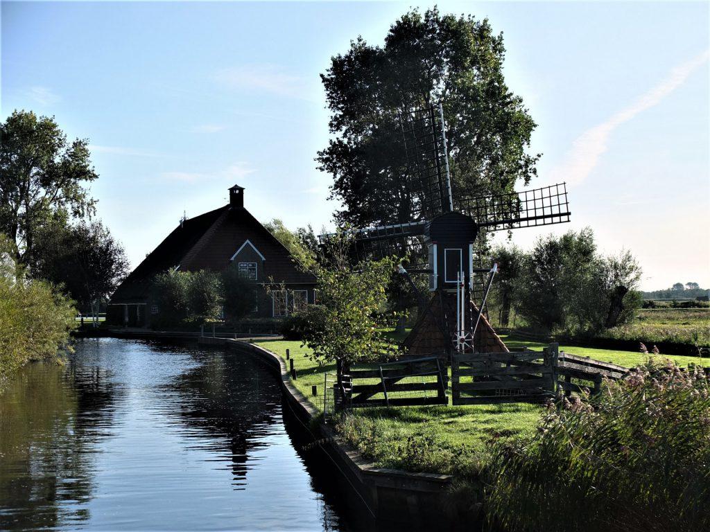 kamperen aan het water nederland